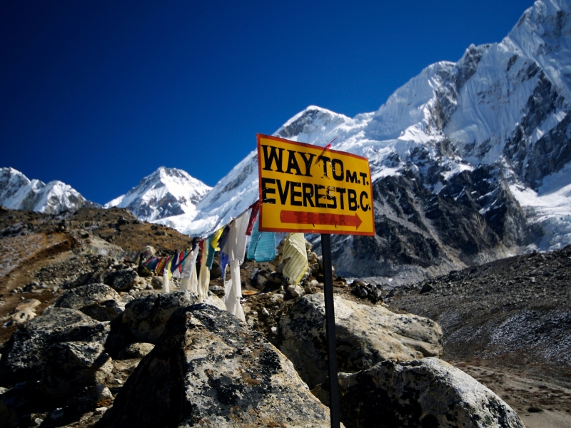 Mount Everest, de Volkskrant en evolutie