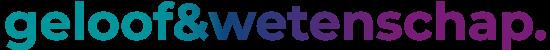 Geloof en Wetenschap Logo
